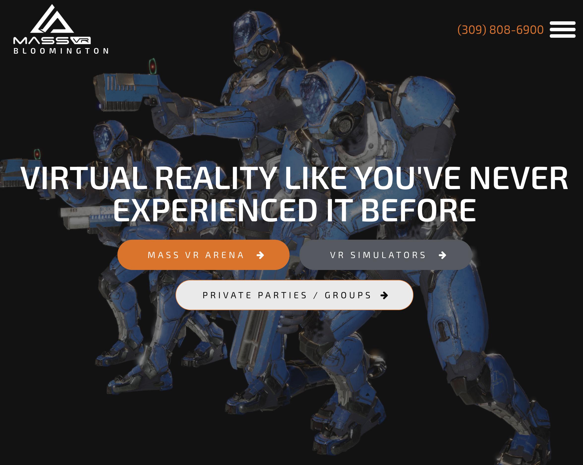 MASS VR BLOOMINGTON